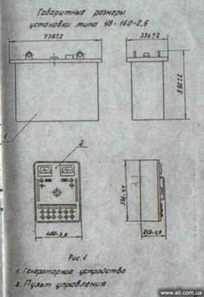 Установка УВ-160-2,5 выпрямительная, куплю