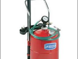 Установка вакуумная, оборудование замены масла flexbimec 3024