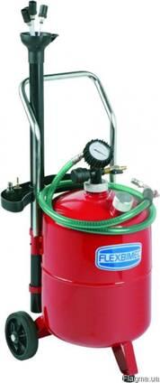 Установка вакуумная, оборудование замены масла flexbimec 3025
