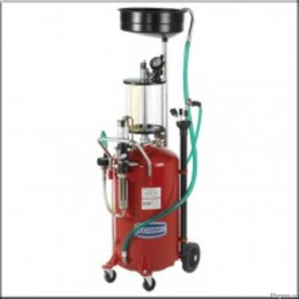 Установка вакуумная, оборудование замены масла flexbimec 3085