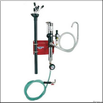 Установка вакуумная, оборудование замены масла flexbimec 3099