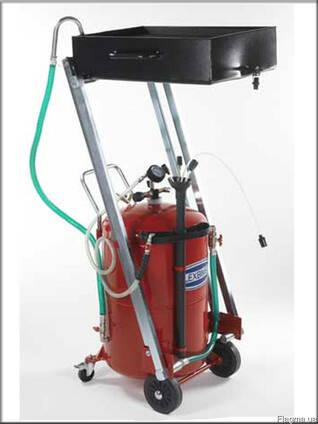 Установка вакуумная, оборудование замены масла flexbimec 3180