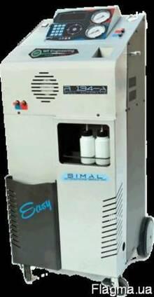 Установка заправки автомобiльних кондицiонерiв Simal Easy