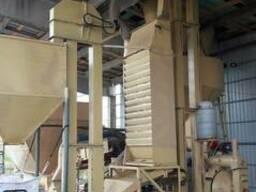 Установки для гранулирования древесины, соломы.