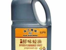 Устричный соус. Oyster sauce 1, 9 л
