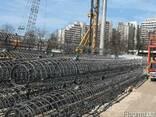 Устройство буронабивного фундамента Украина - фото 3