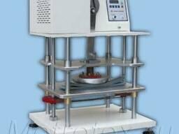Устройство для определения сжимаемости резин