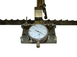 Устройство для разводки и контроля лент. пил ПРЛ-60 - фото 2