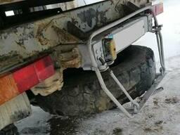 Устройство для запаски грузовых машин