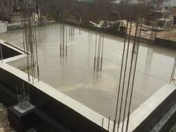 Устройство фундаментов и бетонные работы в Севастополе