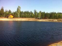 Устройство (копание/расчистка) водоёмов и озер!!!