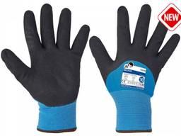 Утеплені безшовні рукавички MILVUS