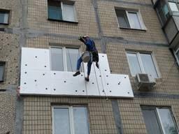 Утепление домов и квартир. Ремонт и герметизация межпанельных швов