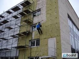 Утепление фасадов. Борисполь