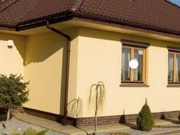 Утепление фасадов домов