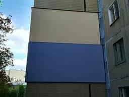 Утепление фасадов и стен,герметизация швов,высотные работы.