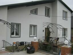 Утепление фасадов в Киеве и области