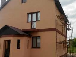 Утепление фасадов. Работа ОТ 150 грн/м2