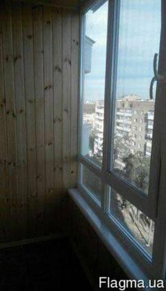 Утепление и обшивка балконов, лоджий