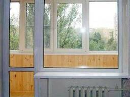 Утепление, остекление балкона или лоджии