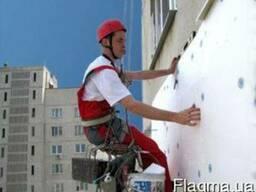 Утепление стен, фасадные работы, быстро и качественно