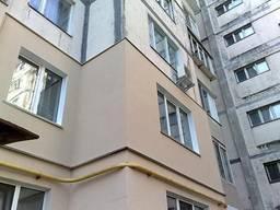 Утепление стен квартир, домов, балконов