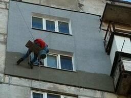 Утепление фасадов в Мариуполе в кредит с компенсацией
