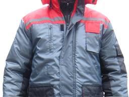 Утепленная куртка Север