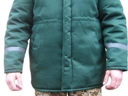 Утепленная куртка рабочая на синтепоне