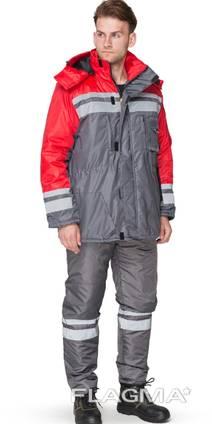 Утепленная спецодежда Куртка и полукомбинезон