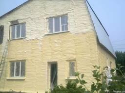 Утеплення стін і фасадів