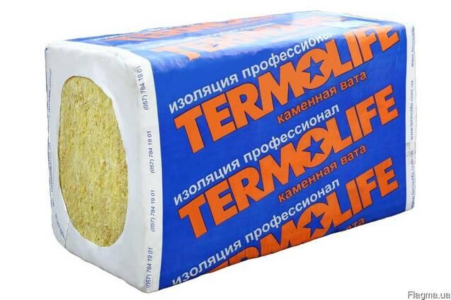 Утеплитель базальтовый Termolife