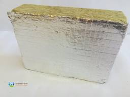 Утеплитель для котлов и каминов, плотность 80 кг/м3, 30мм