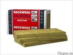 Утеплитель Rockwool Rockton (Роквул Роктон) 100 мм