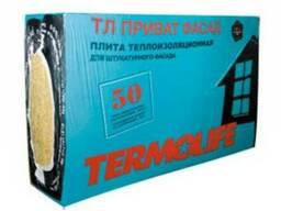 Утеплитель ТЛ Приват Фасад 100 мм 1,20м.кв (1 х 0,6 м х 2 шт