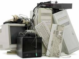 Утилизация оргтехники, компьютеров и мониторов по Украине