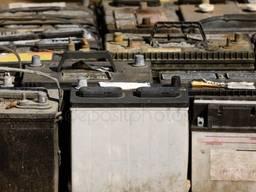 Утилизация отработанных аккумуляторов