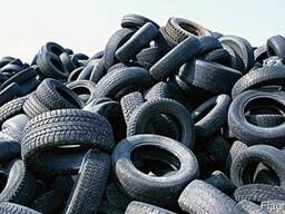 Утилизация шин, резины