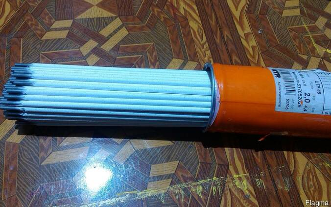 UTP-48 Электрод для сварки алюминия