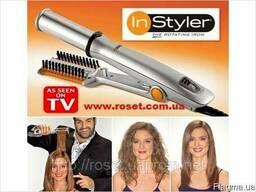 Утюжок для укладки волос Инстайлер (Instyler) DVD диск с п