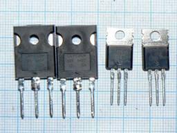Транзисторы IGBT 25 видов в магазине Радиодетали у Бороды