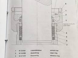 V-Образні Кільця Для Насосів Hofmann 18