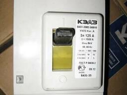 ВА 51-35 М2 на 125А выключатель автоматический силовой КЭАЗ