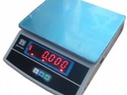 Ваги фасувальні технічні ВТЕ-Центровес-6-Т3-ДВ 6 кг