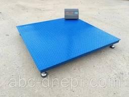 Ваги платформні від 300 кг до 5 тонн, весы платформенные