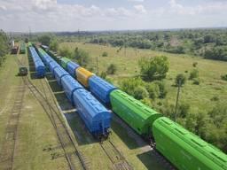 Ремонт запасних частин вантажних залізничних вагонів