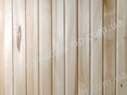 Вагонка деревянная для бань, вагонка липа для саун - фото 5
