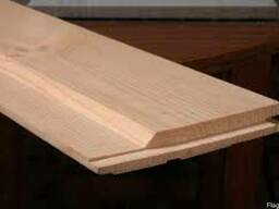 Вагонка деревянная ольховая
