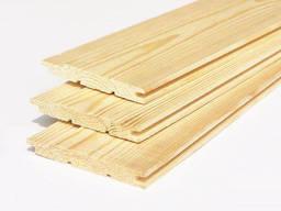 Вагонка деревянная (сосна)