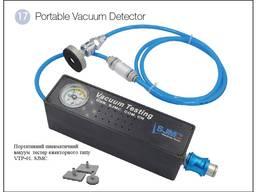 Вакуум-тестер VTP-01 для экспресс проверки сопряжения ГБЦ.
